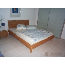 Ratanová posteľ Casandra