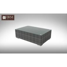 Brillante stôl 110x72 , antracit