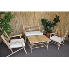 Haiphong-prírodný bambus