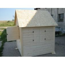 Záhradný domček pre deti TOM 2 s podlahou