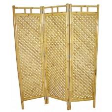 Paravan bambusový natural 2