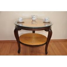 Ratanový stôl Betawi