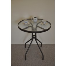 Kovový nábytok -stôl